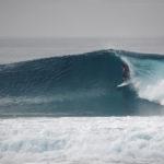 Photographe : Olivier Marci - Surfeur : Arnaud Binard
