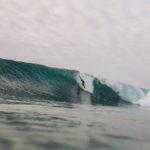 Photographe : Bastien Bonnarme - Surfeur : Jérôme Bagattin
