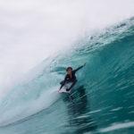 Photographe : Bastien Bonnarme - Surfeur : Justin Becret