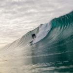 Photographe : Bastien Bonnarme - Surfeur : Nelson Cloarec