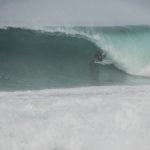 Photographe : Olivier Marci - Surfeur : Marc Lacomare