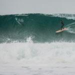 Photographe : Olivier Marci - Surfeur : Paul Duvignau