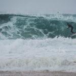 Photographe : Lezef - Surfeur : Nelson Cloarec