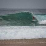 Photographe : Lezef - Surfeur : Maxime Huscenot