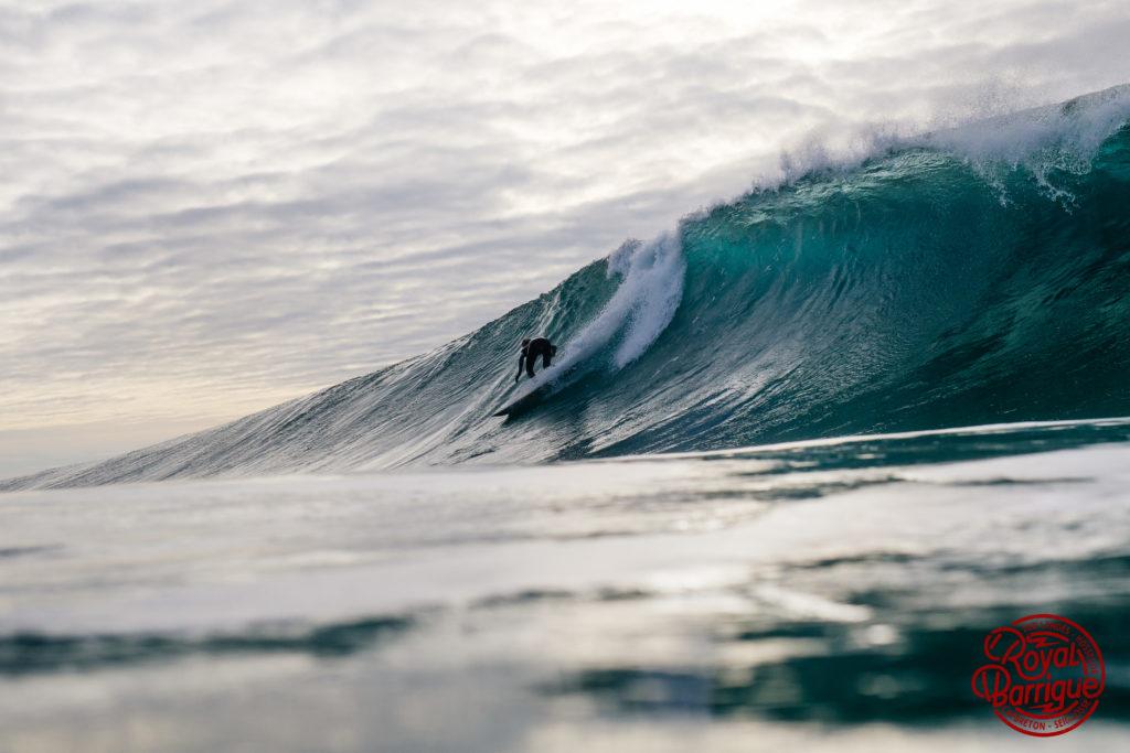 Photographe : Bastien Bonnarme - surfeuse : Justine Dupont