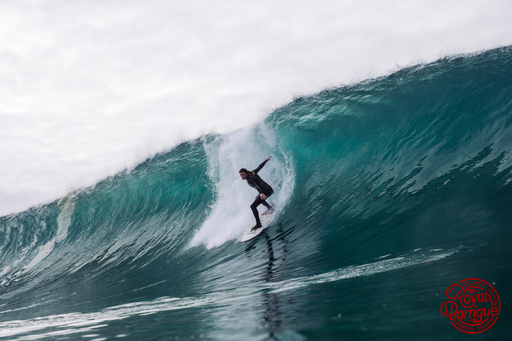 Photographe : Bastien Bonnarme - surfeur : Paul Duvignau