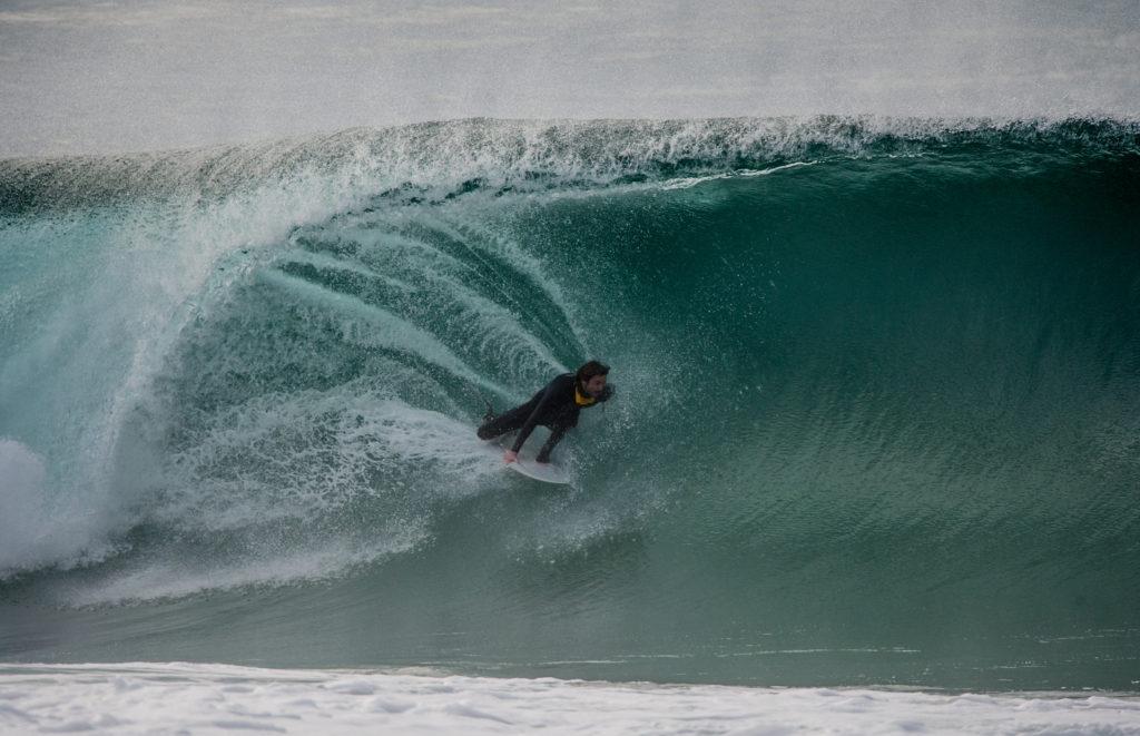 Photographe : Estim Association - surfeur : Thomas Baché