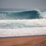 Photographe : Olivier Marci - Surfeur : Thomas Oued El Maalem