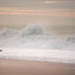 Photographe : Olivier Marci - Surfeuse : Justine Dupont