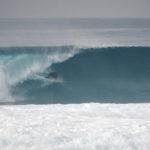 Photographe : Olivier Marci - Surfeur : Thomas Baché