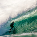 Photographe : Bastien Bonnarme - Surfeur : Thomas Oued El Maalem