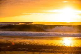 Sunset Barrel - photo par Guillaume Arrieta