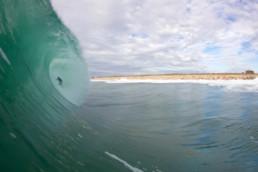 surfeur non-identifié - photo par Nadir