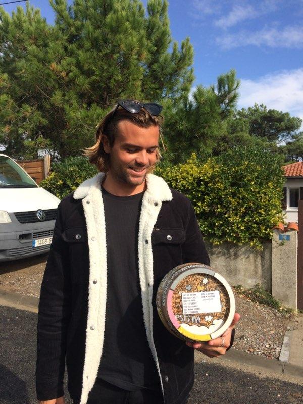 William Aliotti - vainqueur du Royal Barrique 2019