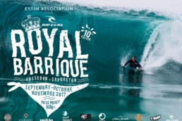 affiche du Royal Barrique 2017