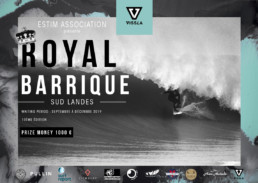affiche du Royal Barrique 2019